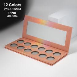 La sombra de ojos sombra de ojos Eyeshadow 120 colores Paleta de colores Kit de maquillaje de ojos Paleta de colores paleta de Maquillaje de Halloween