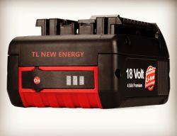 Bosch 전력 공구 Li 이온 건전지 18V를 위해 5000mAh는 보스 Bat609, Bat610를 대체한다