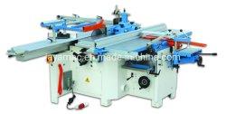 La Cosechadora de alta velocidad de la máquina universal de la Carpintería de madera combinada con funciones para la venta ML410