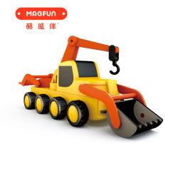 Ouder-kind het Speelgoed van het Spel van de Bouw van het Interactieve van de Schroef DIY van de Assemblage Van de Bouwstenen van het Stuk speelgoed Model Onderwijs Flexibele Jonge geitje van de Auto