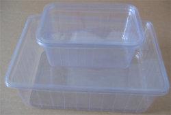 Vaso della bolla & coperchio/coperchio di plastica/prodotti/scatola di plastica/contenitore di plastica