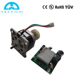 De Motor van de Hoogspanning BLDC met de Snelheid van het Controlemechanisme past/Verordening van 1000020000rpm Mixer aan