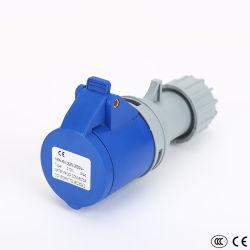 Etanche 16A 32A 220-240V 3 broches du connecteur industriel 213 223