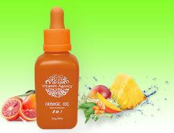 [0مغ/3مغ] [10مل/50مل/60مل] برتقاليّ منغو أناناس نكهة [إ] عصير