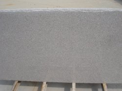 G681 지면 단계 층계를 위한 분홍색 화강암 돌 도와