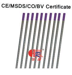 Wx3-Purple WS-Türkis zusammengesetzte Wolframelektrode