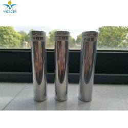 Vernice lucida metallica del rivestimento della polvere dell'argento del bicromato di potassio del poliestere a resina epossidica