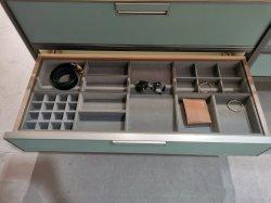 صناديق تخزين الخزانة ذات الحجم المخصص لحماية الحريق والطاقة و اللون