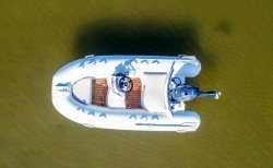 CE 3.3م قارب صغير للأطفال منتفخة هيلون ريب القوارب