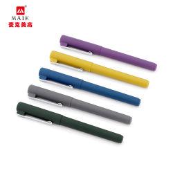 Venda por grosso de caneta de gel personalizado Caneta metálica caneta de Esferas do Rolete de alta qualidade para o Office