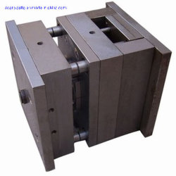 Chiaで作られるプラスチックに注入型のアルミ合金のダイカストで形造るおもちゃIのアルミ合金のダイカストで形造ること