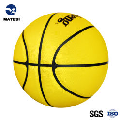 كرة سلة مطاطية داخلية ذات حجم رسمي للبيع