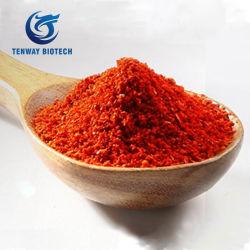 비 GMO 음식 성분 천연 레드 칠리 가루 요리