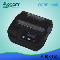 3 pouces de code à barres de l'imprimante thermique portable sans fil avec une connexion Bluetooth
