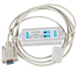 заводская цена программируемых кабель для PLC (программируемые реле кабеля кабель RS232)
