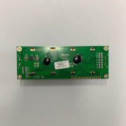 Mono 16X2 Visor LCD de caractere 5V 3,3V luz de fundo de tela azul