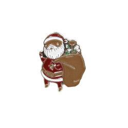Groothandel Fabrikanten Kerst Decoratie Cartoon Customized Logo Gold Metal repel Pen
