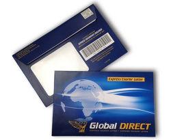 Impresso Padrão Self-Adhesive Post Envelopes Courier
