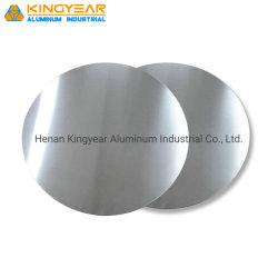 Aluminium-/Aluminiumkreis-Platten-Aluminiumlegierung-Kreis-Nahrungsmittelverpackungs-verwendetes Aluminium