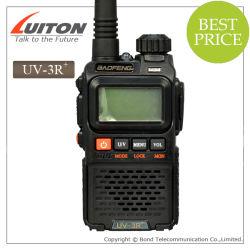 Nagelneues Portable Baofeng UV-3r+ 136-174/400-470MHz Dual Band UHF/VHF Radio Interphone