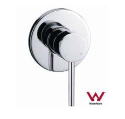 Miscelatore rotondo dell'acquazzone della in-Parete della stanza da bagno della filigrana sanitaria degli articoli (HD520)
