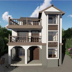 Стальной дом сегменте панельного домостроения из дома новые модели виллы здания из сборных конструкций стальные здания стали структуры