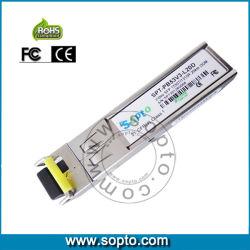 وحدة فيديو (SPT-PB53V3-L20D) مزودة بجهاز إرسال SFP عالي الجودة من الجيل الثالث