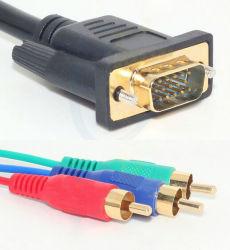 Bonne qualité VGA Câble RCA