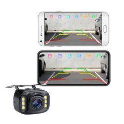 Android 및 iPhone Smart 앱 인텔리전트 WiFi와 호환되는 카메라 카메라 무선 백업 카메라