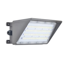 LED 60W 5000K Pack pared exterior