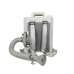 8L 240W Mininebel-Maschine Ulv Rucksack kalter Fogger beweglicher Batterie-Krankenhaus-Desinfektion-Sprüher