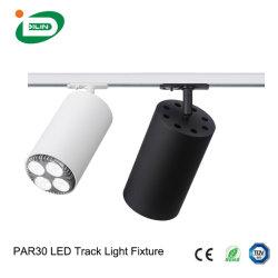 As luzes LED fabricante elegante moderno levou a lâmpada LED de teto luzes via estágio do alojamento de intensidade da luz no local