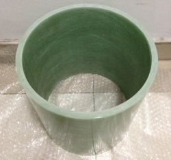 Эпоксидный клей FRP труба полимера из стекловолокна рана трубопровода