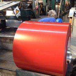 Galvanisé à chaud en acier inoxydable par la Chine de la bobine moulin à bas prix pour les toitures de feuilles et de matériaux de construction