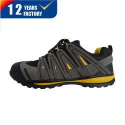 Commerce de gros en cuir véritable de qualité supérieure avec semelle en caoutchouc de la mode des chaussures de sécurité
