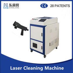100W 500W Laser Laser Portable Machine de nettoyage de la rouille de la machine pour la peinture d'extracteur de surfaces métalliques de pièces automobiles, d'acier et de moules industriels Prix Discount