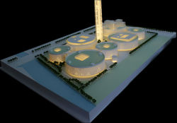 Архитектурный дизайн модели Builder_коммерческой модели (JW-99)