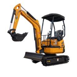Xn20 Xiniu Rinoceronte 2 ton. de la marca Mini Excavadora cargadora retroexcavadora Digger 2 Ton.