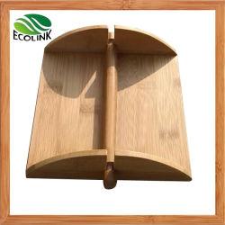 Le tissu vivant naturel Rack Distributeur de papier Porte-serviette bambou