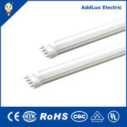 Ce UL Saso 4broches 10W 15W à LED SMD 2G11 Tube fait en Chine pour la maison et d'affaires de l'éclairage intérieur de la meilleure usine de distributeur