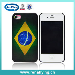 Recentste PC Customized Design Cell Phone Case voor iPhone4
