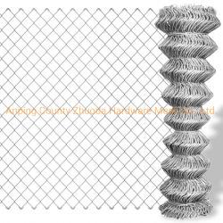 Amazon Ebay по своему выбору сетка 50x50мм с покрытием из ПВХ или оцинкованной звено цепи (CLF)