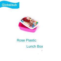 Cute Sublimation Boîte à lunch en plastique