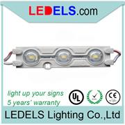 160 градусов угол луча света, 12V 1.2W 120lm 5630 светодиодный модуль для освещения в салоне
