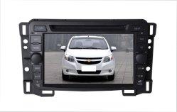 Double DIN DVD de voiture GPS pour Chevrolet Sail (TS7525)