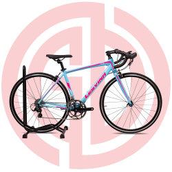 Bicicleta de carretera bicicletas de carreras de 700c del bastidor de aleación de aluminio