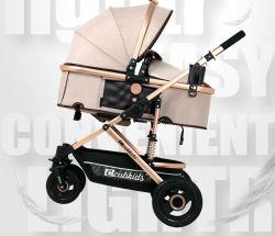 Высокая жесткость подвески в альбомной ориентации 2 в 1 Baby Stroller/Детский сшивания скобками