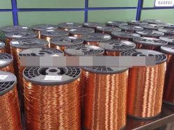 ベア銅製クラッドアルミニウム製 CCA ワイヤ
