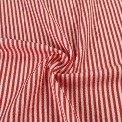 Tc urdidura do tecido de malha 65% poliéster 35% de algodão penteado Shirts/T-shirt/Roupa