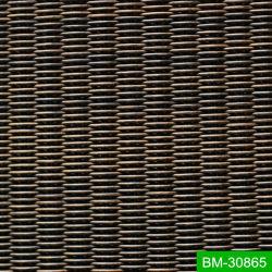 Novo material de móveis de vime trançado Poly (BM-30865)